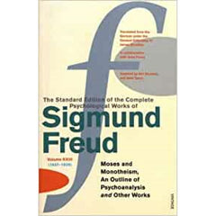 Sigmund Freud The Standard edition Vol.23