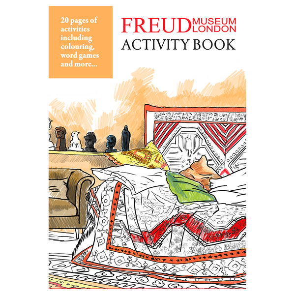 Freud Museum Activity Book
