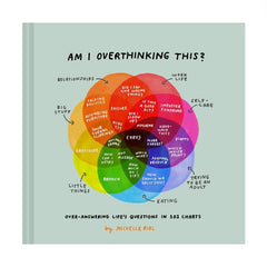 Am I Overthinking This? - book of charts by Michelle Rail