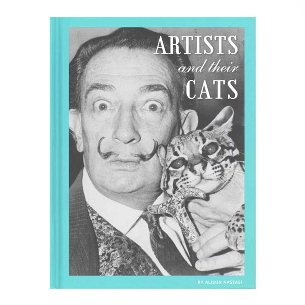 Artists and their Cats - Alison Nastasi