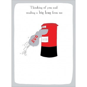 Thinking of You (greeting card)
