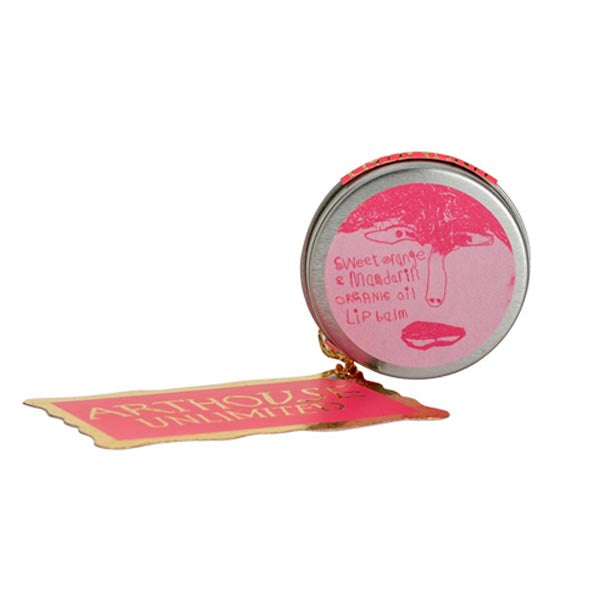 Peter's Lady Muck Organic Lip Balm - Sweet Orange & Mandarin