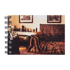 Freud Museum notepads; Study