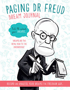 Paging Dr Freud: Dream Journal