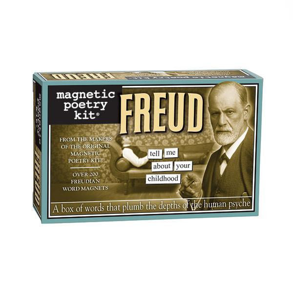Freud Magnetic Poetry Kit