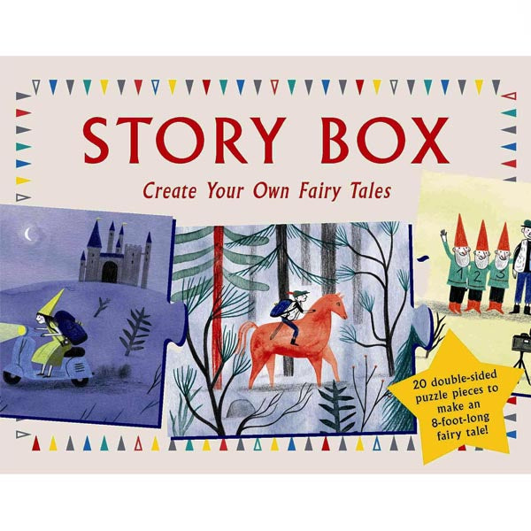 The Story Box - Anne Laval