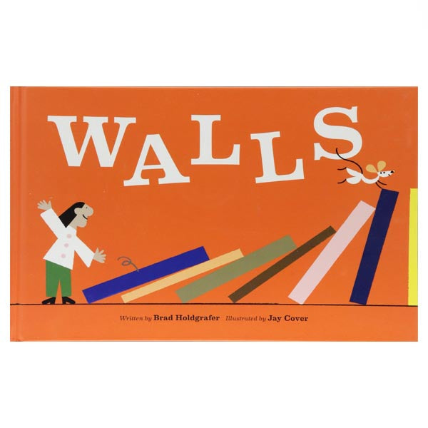 Walls - Brad Holdgrafer, Jay Cover