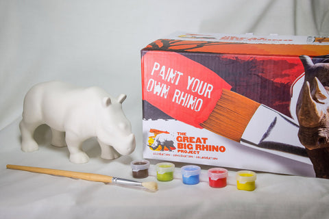 Paint Your Own Rhino