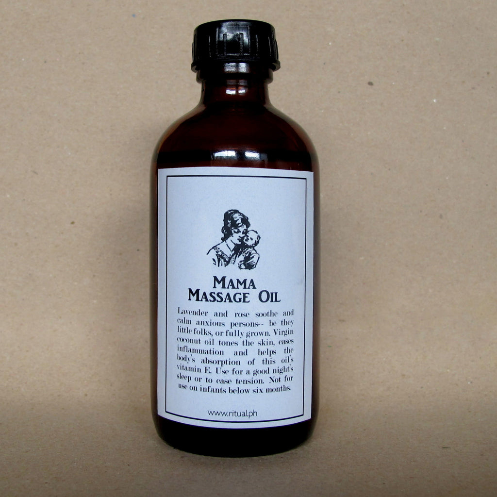 MAMA MASSAGE OIL
