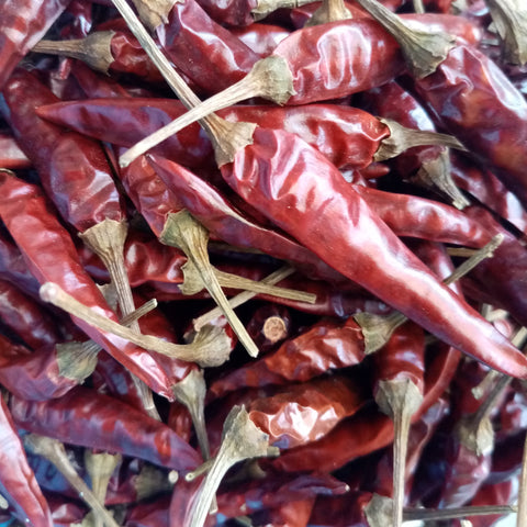 DRIED THAI PEPPERS (BULACAN)