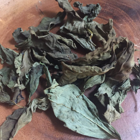 DRIED THAI BASIL (CAVITE)