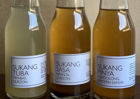 PHILIPPINE VINEGAR DISCOVERY SET