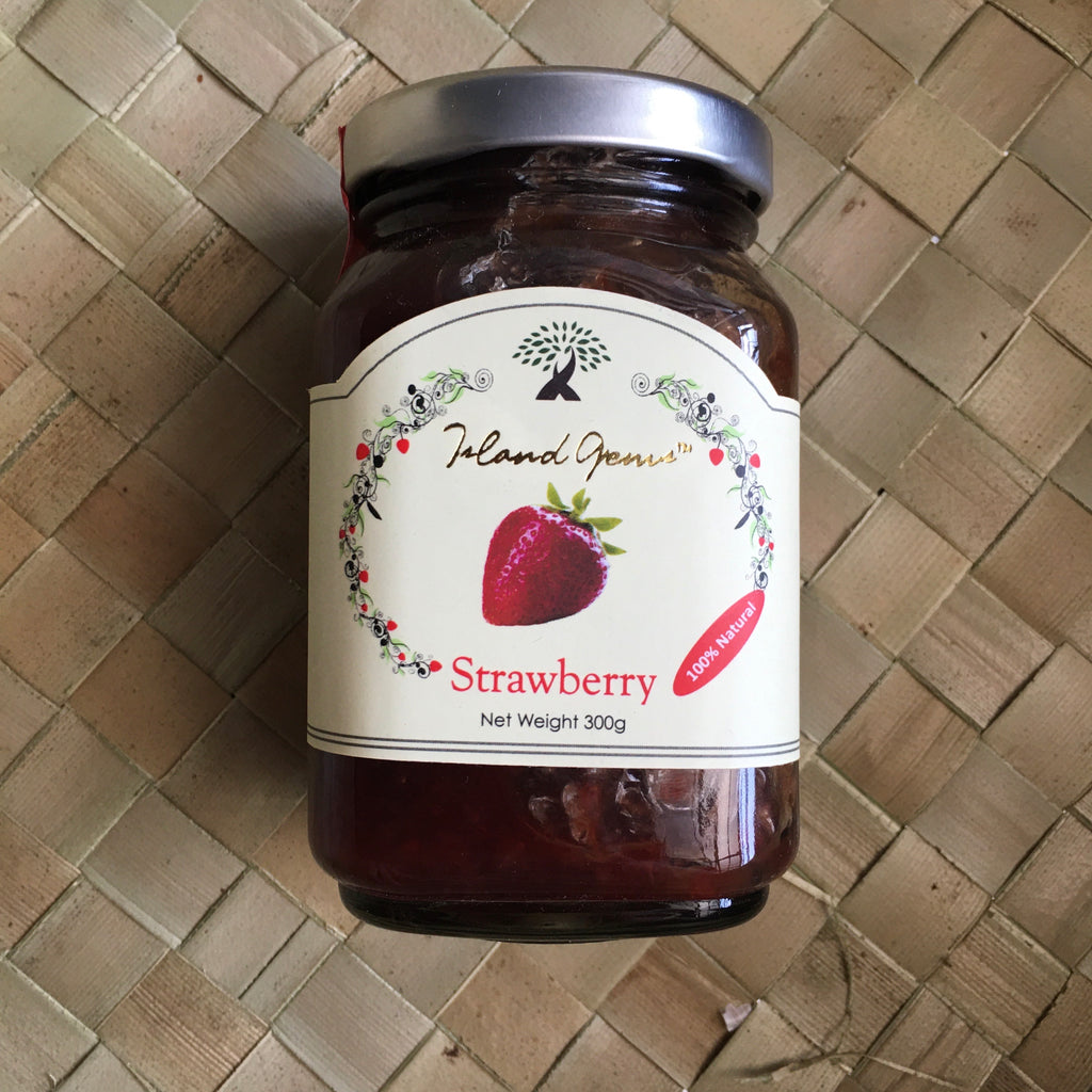 ISLAND GEMS STRAWBERRY JAM