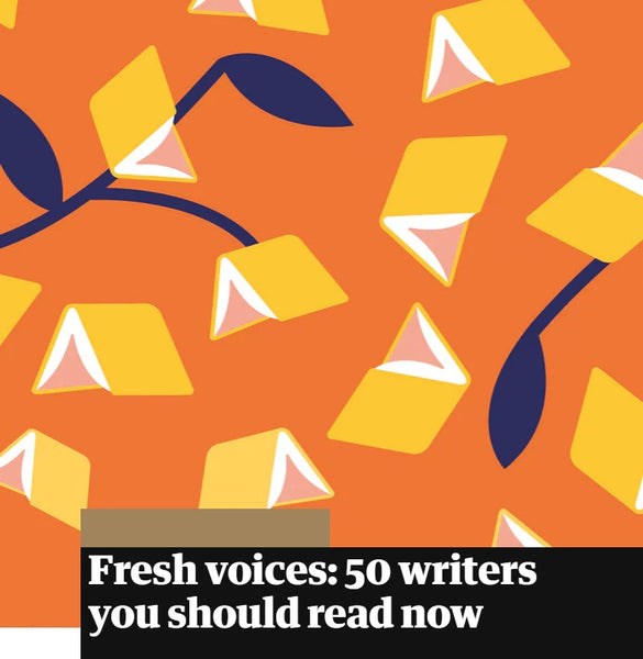GUARDIAN'S TOP 50 WRITERS