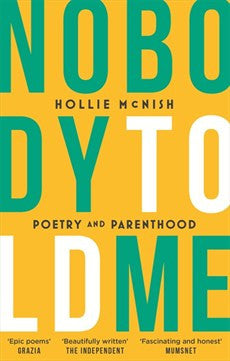 Hollie McNish Wins Ted Hughes Award for New Work in Poetry