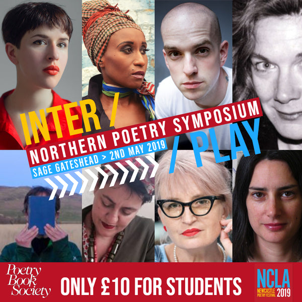 £10 SYMPOSIUM TICKETS FOR STUDENTS