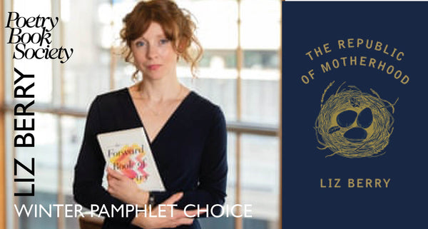 LIZ BERRY AWARDED WINTER PAMPHLET CHOICE