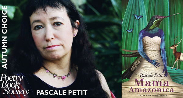 Sneak Preview from our Autumn Choice - Mama Amazonica by Pascale Petit