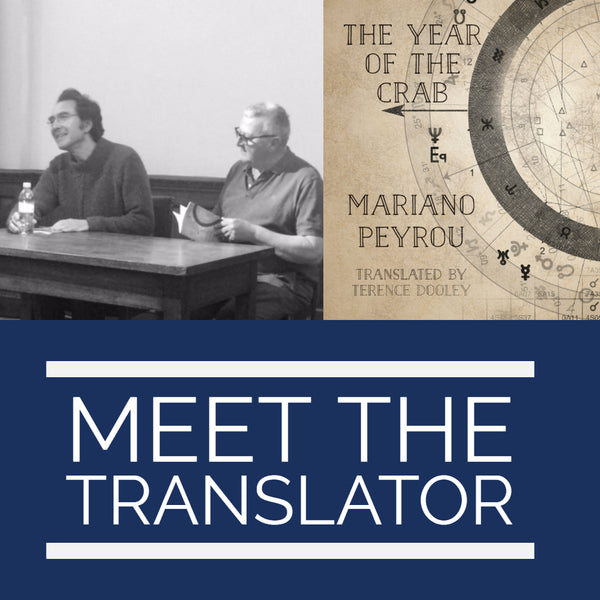 TRANSLATION THURSDAY: THE TRANSLATOR'S (INTER)VIEW. TERENCE DOOLEY ON THE YEAR OF THE CRAB