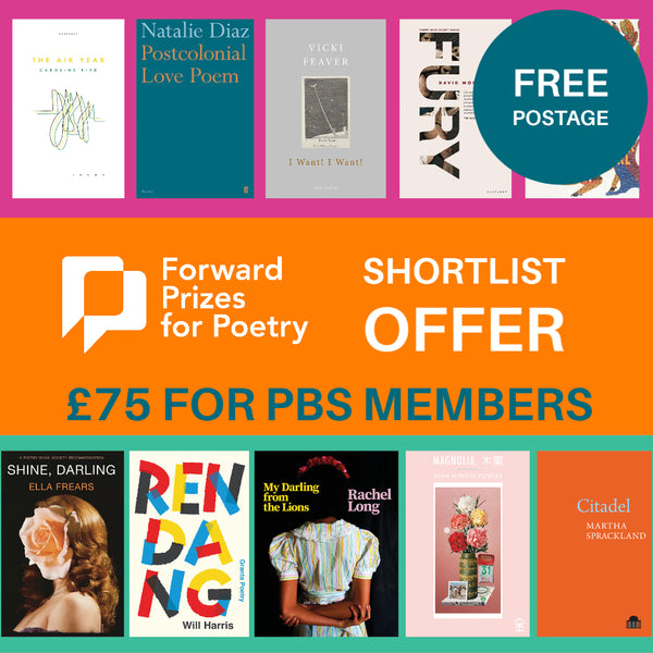 FORWARD PRIZES SHORTLIST BUNDLE OFFER