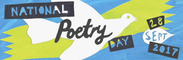 National Poetry Day 2017 - Get ready!