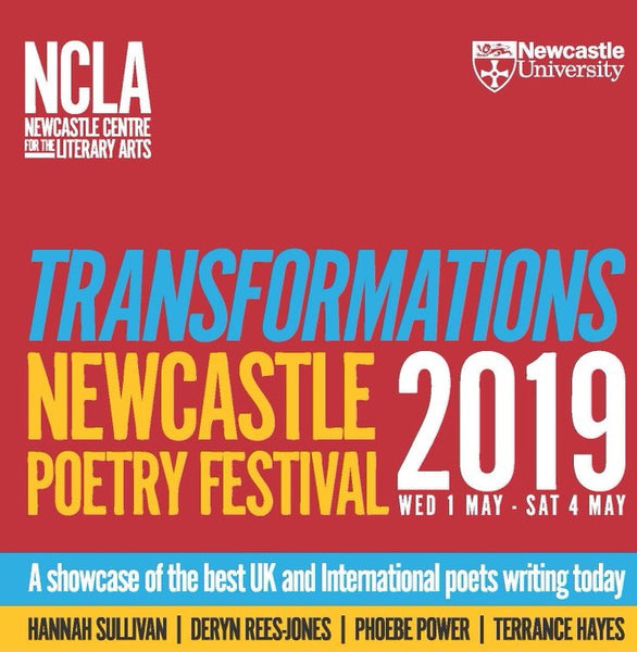 SAVE THE DATE FOR THE NEWCASTLE POETRY FESTIVAL