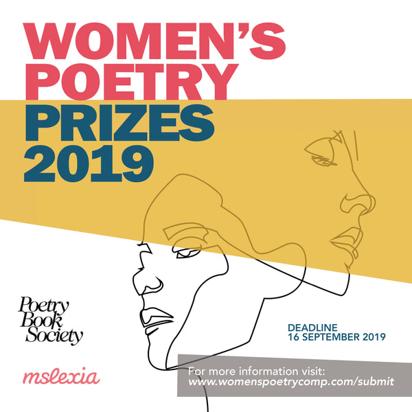 LAUNCH OF THE WOMEN'S POETRY PRIZES 2019