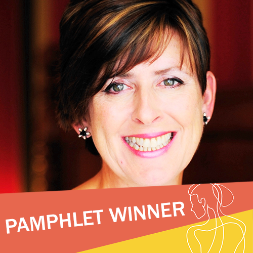 ANNOUNCING THE PAMPHLET WINNER