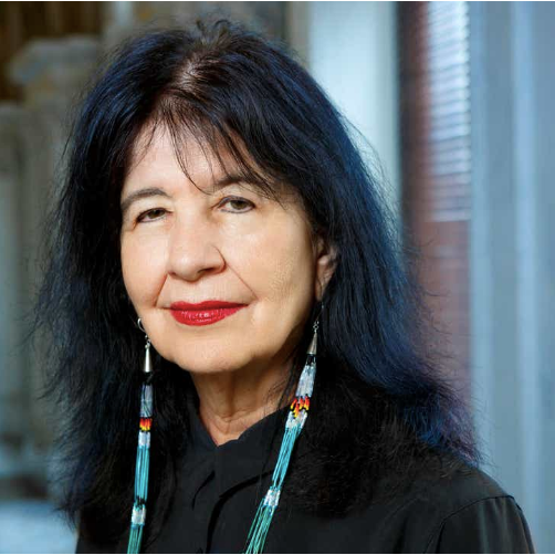 JOY HARJO FIRST NATIVE AMERICAN US POET LAUREATE
