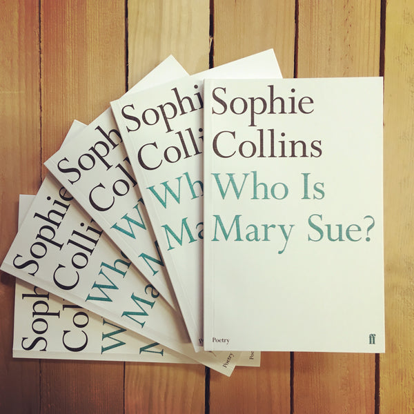 SPRING CHOICE: SOPHIE COLLINS