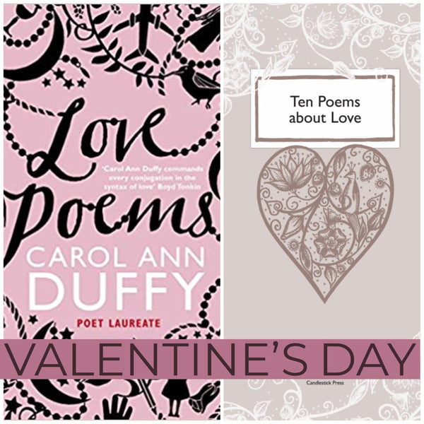 8 LOVELY POETRY BOOKS FOR VALENTINE'S DAY