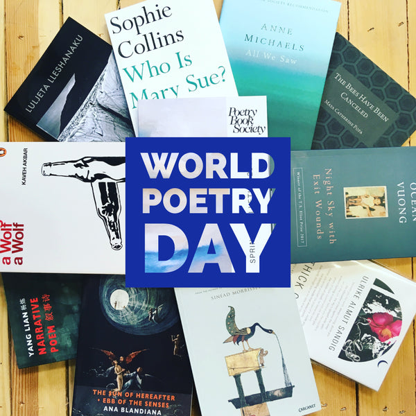TRANSLATION THURSDAY: WORLD POETRY DAY