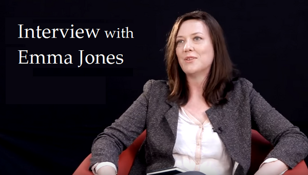 Film Archive Highlight: Interview with Emma Jones