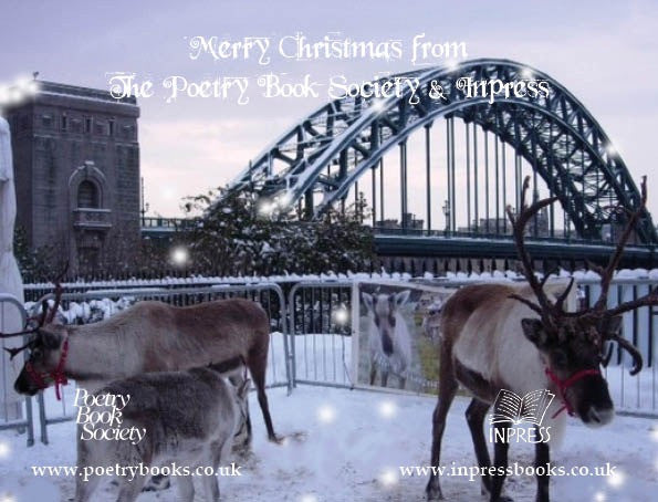 Merry Christmas from the Poetry Book Society!