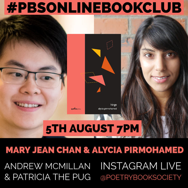 NEXT PBS INSTA BOOK CLUB: 5th AUGUST
