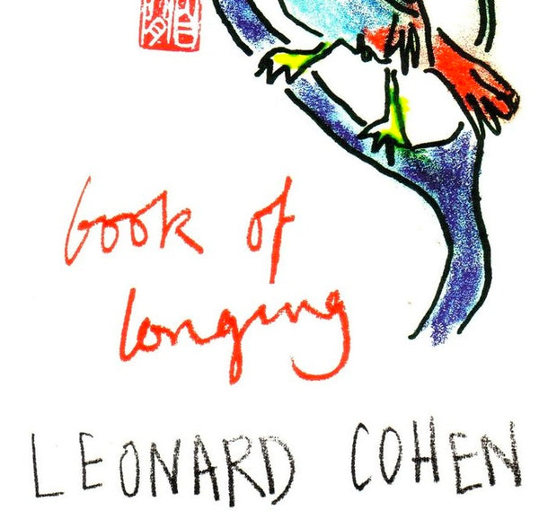 PBS POETS & LEONARD COHEN ON THE VERB