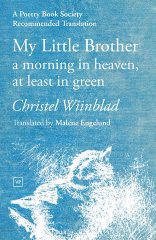 My Little Brother by Christel Wiinblad, trans. by Malene Engelund PBS Spring Recommended Translation 2020