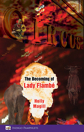 The Becoming of Lady Flambé by Holly Magill
