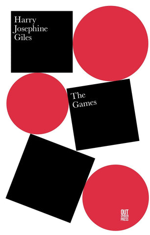 The Games by Harry Josephine Giles