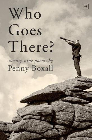 Who Goes There? by Penny Boxall