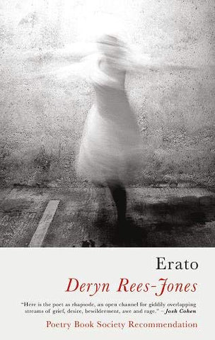 Erato by Deryn Rees-Jones PBS Summer Recommendation 2019