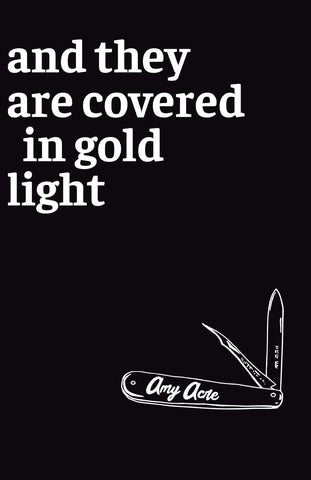 And They Are Covered in Gold Light by Amy Acre PBS Winter Pamphlet Choice 2019