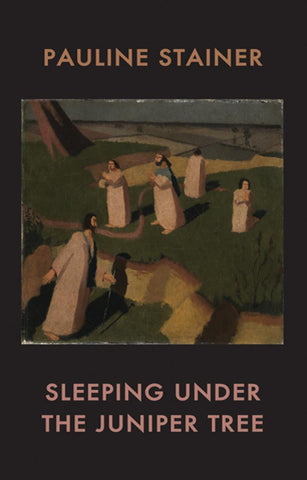 Sleeping Under the Juniper Tree by Pauline Stainer