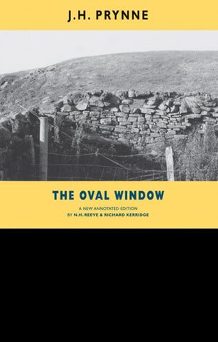 The Oval Window by J. H. Prynne