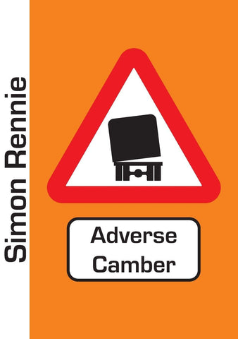 Adverse Camber by Simon Rennie