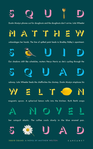 Squid Squad by Matthew Welton