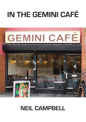 In the Gemini Café by Neil Campbell