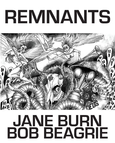 Remnants by Jane Burn and Bob Beagrie