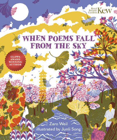 When Poems Fall From the Sky by Zaro Weil