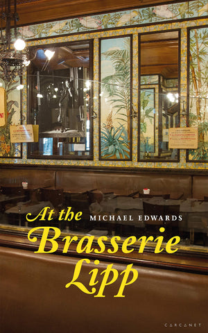 At the Brasserie Lipp by Michael Edwards